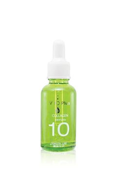 V10 Plus Collagen Serum 膠原蛋白精華液 10ml / 30ml (Light Green)